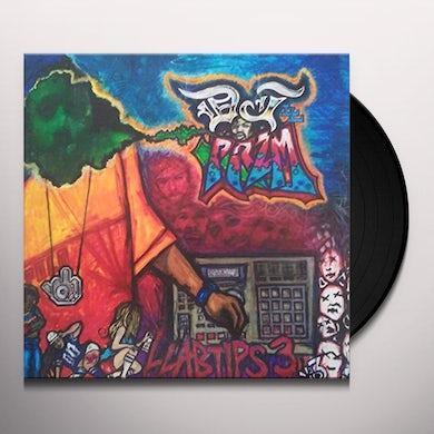 Dj Przm LLABTIPS 3 Vinyl Record