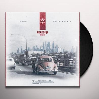Vdon X Willie The Kid DEUTSCHE MARKS Vinyl Record