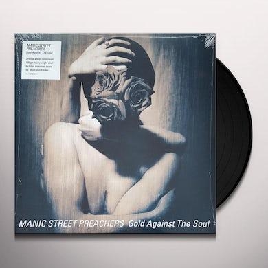 Manic Street Preachers GOLD AGAINST THE SOUL Vinyl Record
