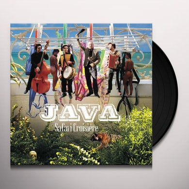 Java SAFARI CROISIERE Vinyl Record