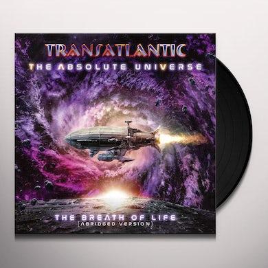 Transatlantic ABSOLUTE UNIVERSE: THE BREATH OF LIFE (ABRIDGED) Vinyl Record