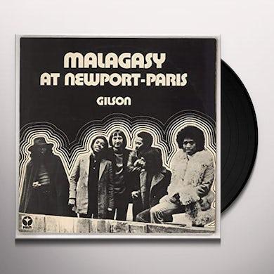 MALAGASY AT NEWPORT-PARIS (180G) Vinyl Record