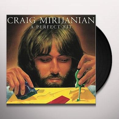 Craig Mirijanian PERFECT FIT Vinyl Record