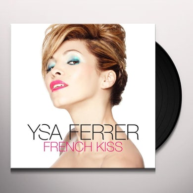 Ysa Ferrer FRENCH KISS Vinyl Record
