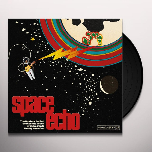 SPACE ECHO: MYSTERY BEHIND THE COSMIC SOUND / VAR