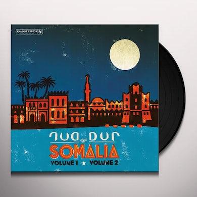 Dur-Dur Band DUR-DUR OF SOMALIA: VOLUME 1, VOLUME 2 & PREVIOUSLY UNRELEASED TRACKS Vinyl Record
