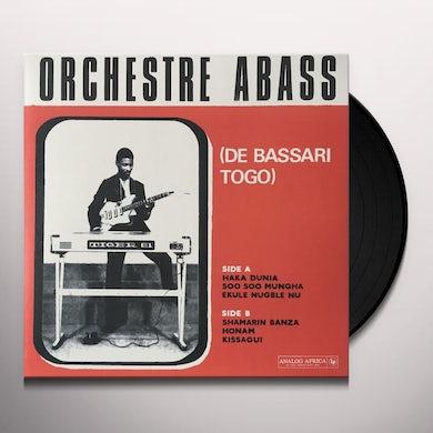 Orchestre Abass DE BASSARI TOGO) Vinyl Record