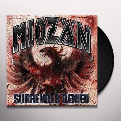 Miozan SURRENDER DENIED Vinyl Record