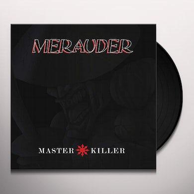 Merauder  MASTER KILLER Vinyl Record