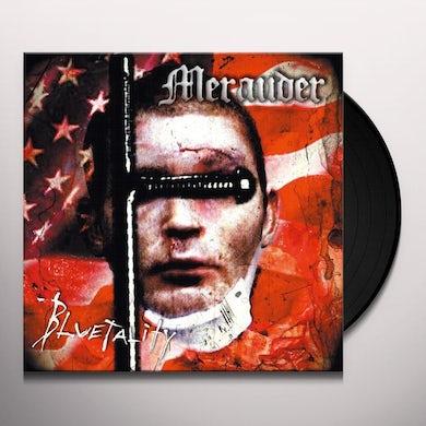 Merauder  BLUETALITY Vinyl Record