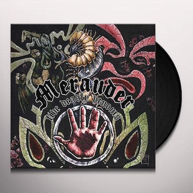 Merauder  FIVE DEADLY VENOMS Vinyl Record
