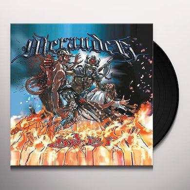 Merauder  GOD IS I Vinyl Record