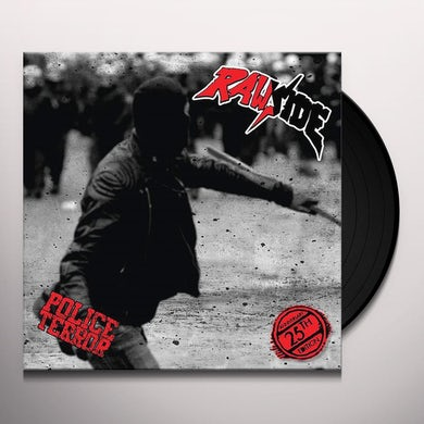 Rawside POLICE TERROR Vinyl Record