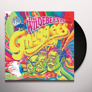 Wildebeests GNUGGETS Vinyl Record