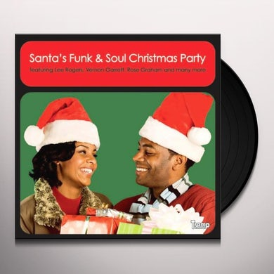 Santa'S Funk & Soul Christmas Party / Various Vinyl Record
