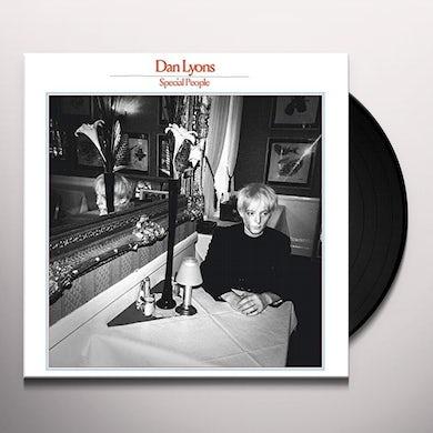 Dan Lyons SPECIAL PEOPLE Vinyl Record