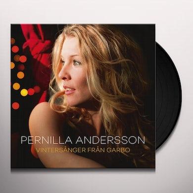 Pernilla Andersson VINTERSANGER FRAN GARBO Vinyl Record