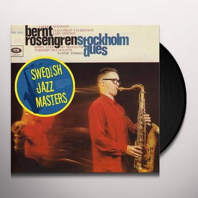 Bernt Rosengren STOCKHOLM DUES Vinyl Record