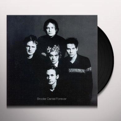 Daniel Broder FOREVER Vinyl Record
