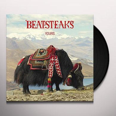 Beatsteaks YOURS: DELUXE EDITION Vinyl Record