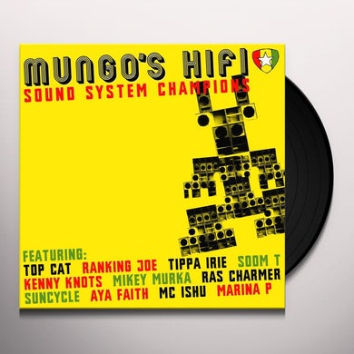 SOUND SYSTEM CHAMPIONS Vinyl Record