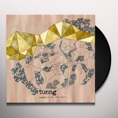Tunng COMMENTS OF THE INNER CHORUS Vinyl Record
