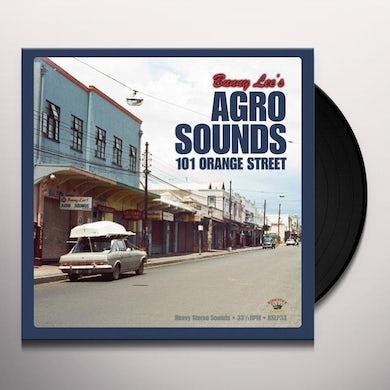 Bunny Lee  AGRO SOUNDS 101 ORANGE STREET Vinyl Record