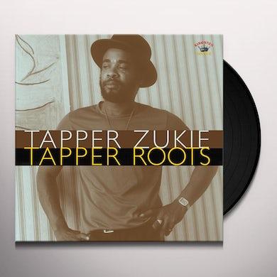 Tapper Zukie TAPPER ROOTS Vinyl Record