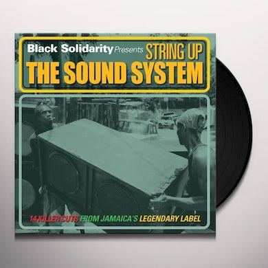 BLACK SOLIDARITY PRESENTS STRING UP THE SOUND / VA Vinyl Record