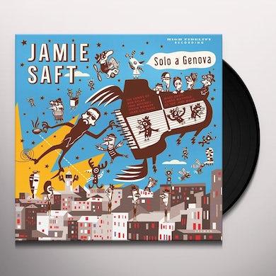 SOLO A GENOVA Vinyl Record