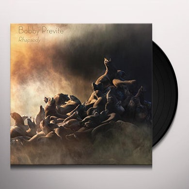Bobby Previte RHAPSODY Vinyl Record