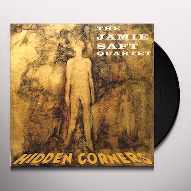 Jamie Saft HIDDEN CORNERS Vinyl Record