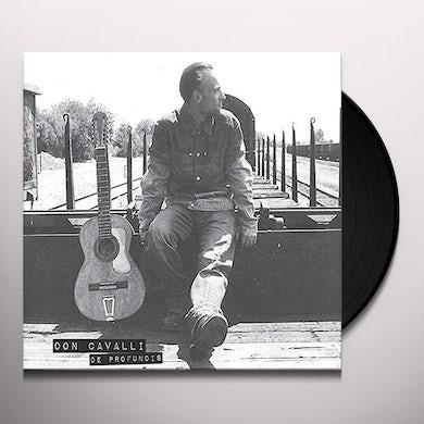 Don Cavalli DE PRODUNDIS Vinyl Record