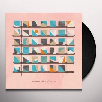 Mitekiss CRATE SIX SEVEN Vinyl Record
