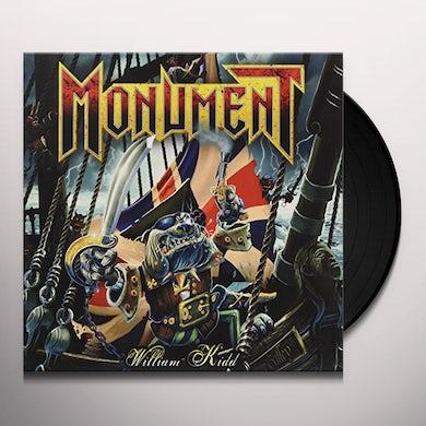 Monument WILLIAM KIDD Vinyl Record