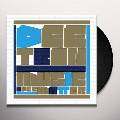 Deetron MUSIC OVER MATTER Vinyl Record