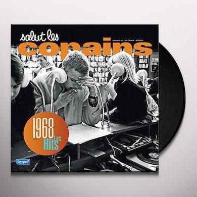 SALUT LES COPAINS 1968 Vinyl Record