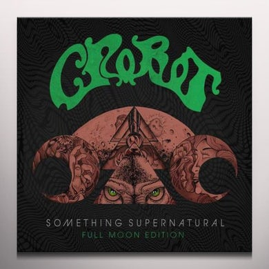 Crobot FULL MOON HOWL Vinyl Record