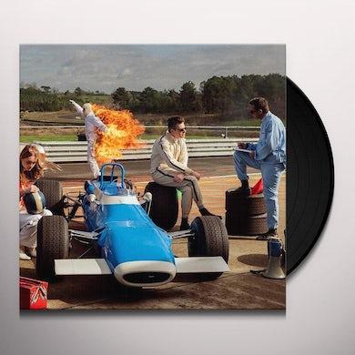 Benjamin Biolay GRAND PRIX Vinyl Record