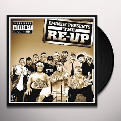 EMINEM PRESENTS THE RE-UP Vinyl Record