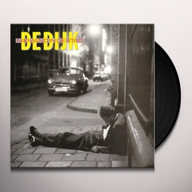 De Dijk NIEMAND IN DE STAD Vinyl Record - 180 Gram Pressing