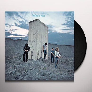 The Who's Next (LP)(Remastered) Vinyl Record