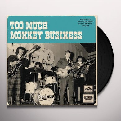 TOO MUCH MONKEY BUSINESS / VARIOUS Vinyl Record