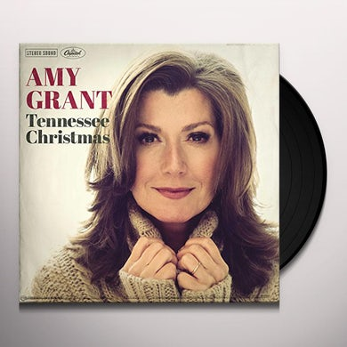 Amy Grant TENNESSEE CHRISTMAS Vinyl Record