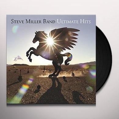 Steve Miller Band ULTIMATE HITS Vinyl Record