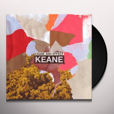 Keane CAUSE & EFFECT Vinyl Record