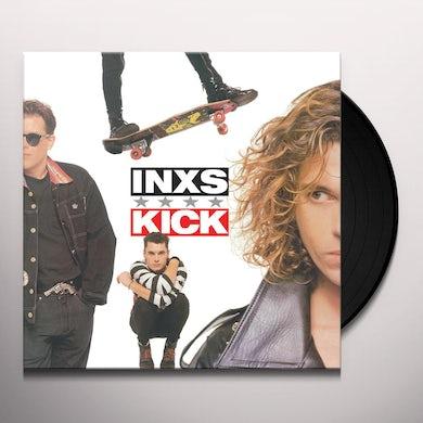 Kick Vinyl Record