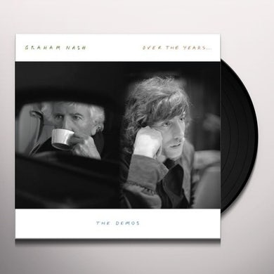 Graham Nash Over The Years: The Demos Vinyl Record