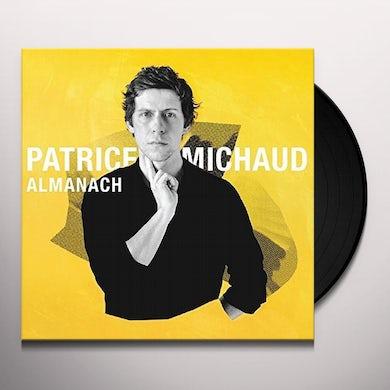 Patrice Michaud ALMANACH Vinyl Record