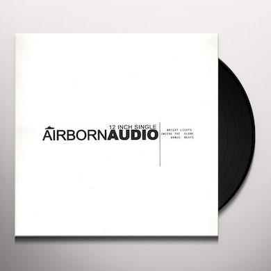 Airborn Audio INSIDE THE GLOBE Vinyl Record